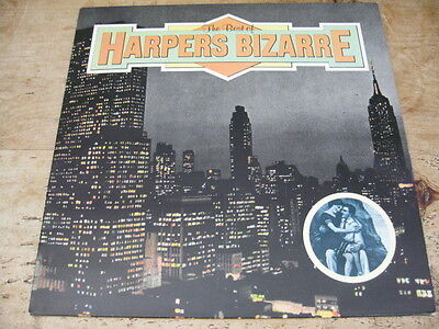 HARPERS BIZARRE The Best Of WB 1974 UK press