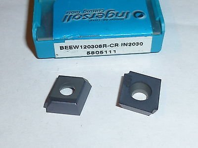 Beew 120308R-Cr In2030 Ingersoll *** 10 Inserts *** Factory Pack ***