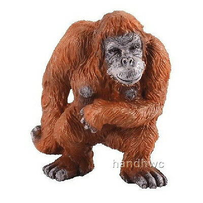 CollectA 88210 Orangutan Wild Ape / Monkey / Gorilla Toy Figurine Model - NIP