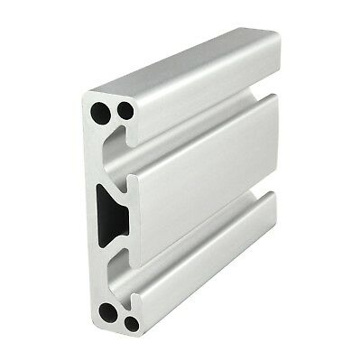 "80/20 Inc T-Slot 3"" x .75"" Smooth Aluminum Extrusion 15 Series 3075 x 48"" N"