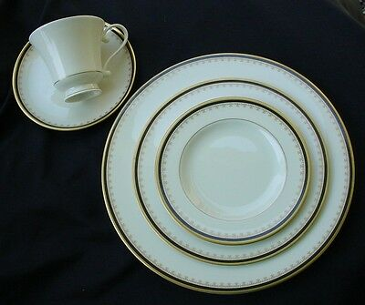 5pc PLACE SETTINGS PICKARD MAJESTY EXCELLENT!!!!