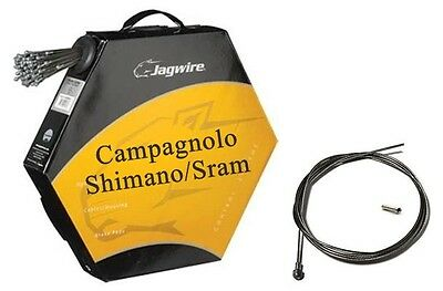 JAGWIRE Campagnolo / Shimano Road Bike Inner Brake Cable Wire Slick Stainless