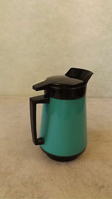 Mod VTG Thermo-Serv Insulated Pitcher Turquiose Blue,Mid-Century Drink Server