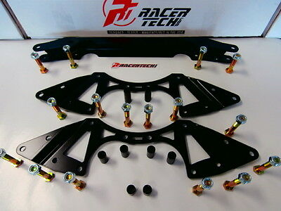 New Polaris Racertech 50 In. Rzr 800 2 In. Lift Kit Black Heavy Duty 2012 And Up