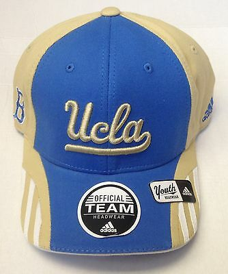 BRAND NEW UCLA Bruins Stretch Fit Booster Hat Cap NCAA Blue -  19.99 ... badb7eb21f7c