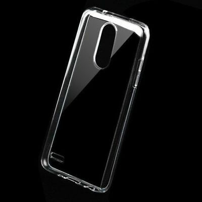 FOR METROPCS LG Aristo 3 TPU CANDY Flexi Gel Skin Case Phone Cover Clear