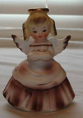 VINTAGE INARCO NAPCO JUNE BIRTHDAY ANGEL GIRL OF THE MONTH FIGURINE