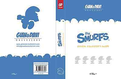 The Smurfs Official Collector's Guide 스머프 카탈로그를 안내 指导目录 蓝精灵   スマーフ カタログを導く