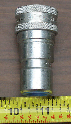 """Parker 60 Series High Pressure Quick Disconnect Coupling  1/2"""" ORB"""