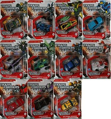 #02 TRANSFORMERS PRIME-Robots in Disguise-deluxe-LV2 Hasbro AUSSUCHEN: