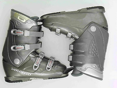 Used Dalbello Gray Recreational Ski Boots Women's
