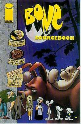 Bone Sourcebook (Jeff Smith) (USA, 1995)
