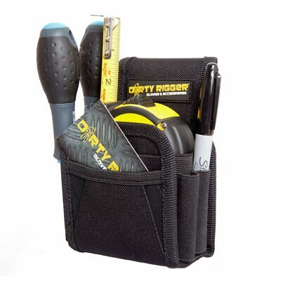 Dirty Rigger Technicians Compact Tool Pouch, Sound, Light, Rigging,  Theater