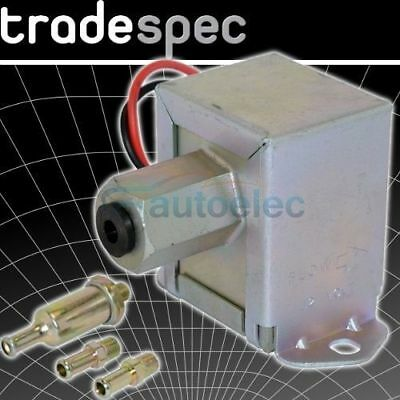 Solid State Electric Fuel Pump 12V 12 Volt New Universal Diesel Petrol 05Fp402