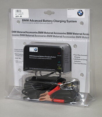 BMW GERATION II GEL/LEAD ACID BATTERY CHARGER