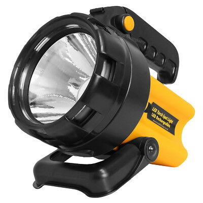 Rechargeable Lantern Work Light Torch 1 Million Candle Power Spotlight Hand Lamp