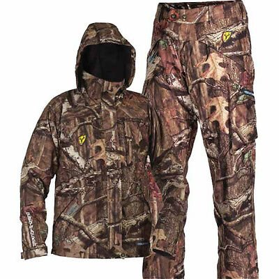 Scent Blocker Triple Threat Jacket & Pants Mossy Oak Infinity Camo Dream Season