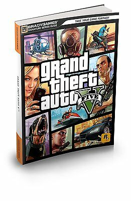 ❏ Grand Theft Auto V 5 Five Signature Series Game Official Strategy Guide GTA ❏