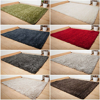 Ultra Shaggy Rug, Thick Pile, Soft Touch, Heavy Mats, Great Quality, Cheap Price