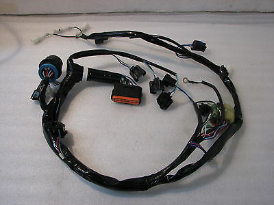 WIRING HARNESS DEUTSCH 14 Pin Honda Outboard on