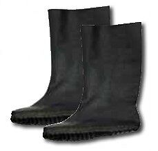 Bike It Motorcycle Moulded Rubber Waterproof Over Boots Overboots