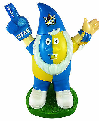 Gold Coast Titans NRL Supporter Gnome * Perfect Size for Indoors or Outdoors!