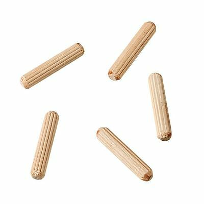 50 x WOODEN DOWELS DOWLING M10 X 40MM
