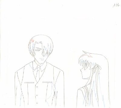 Anime Douga not Cel Fruits Basket #26