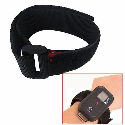 WiFi Remote Wrist Strap Band Nylon Belt For GoPro 3/3+/4 Accessory