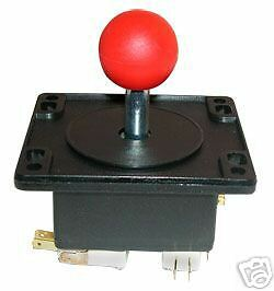 New 4 Way Joystick - Arcade, Ms Pac-Man & Galaga, Multicade