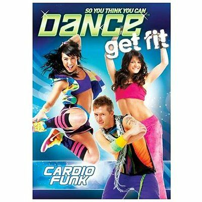 So You Think You Can Dance Get Fit-Cardio Funk