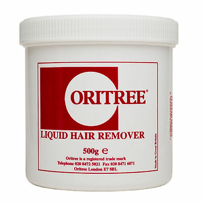 Oritree Liquid Hair Remover 500g