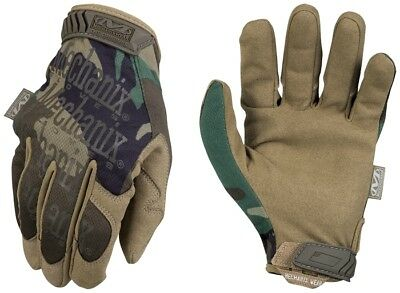US Mechanix Wear®  Handschuhe Tactical Line Army woodland camouflage Gloves