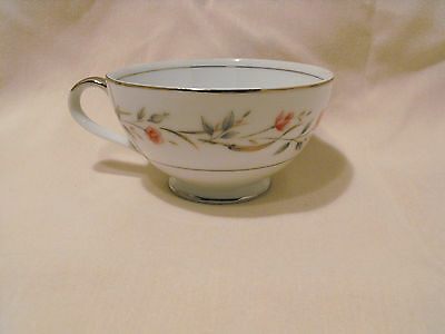 Empress China Japan Coffee Tea Cup  Rambling Rose No. 1213