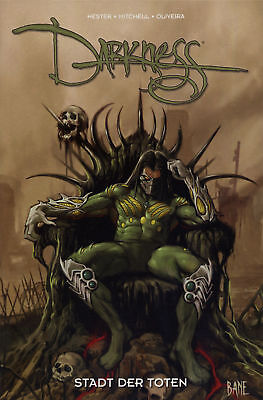 DARKNESS Vol.3 TPB  #7 PANINI (deutsch) VARIANT-COVER-EDITION   lim. 77 Ex.
