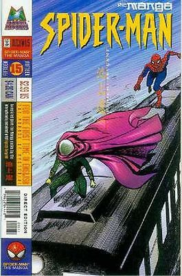 Spiderman: The Manga # 15 (52 pages) (USA,1998)