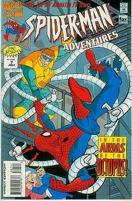 Spiderman Adventures # 7 (USA, 1995)