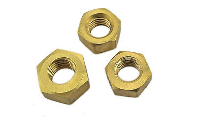 Shaft Ring Nuts with Nylon Insert 4 pcs Slotted Drive Steel DIN 1805 Zinc Plated M40-1.5 Metric