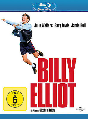 Blu-ray *  BILLY ELLIOT - I WILL DANCE # NEU OVP +
