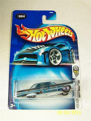HOT WHEELS 2004 CHEVY IMPALA 1964 FIRST EDITIONS #4