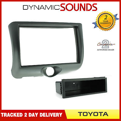 FP-11-09 Radio Stereo Fascia Panel Adaptor Plate For TOYOTA Yaris 1999-2003