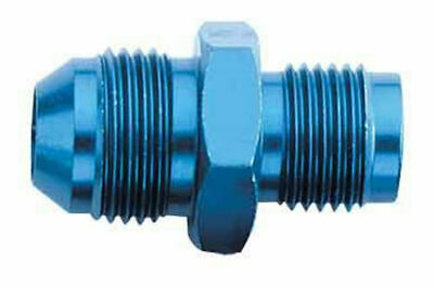 Aeroquip FCM2239 Blue AN to Metric Adapter Fittings -4 AN to 10mm x 1.0 Male - A