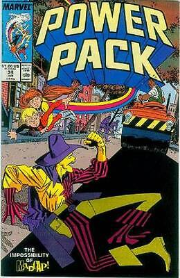 Power Pack # 34 (USA, 1988)