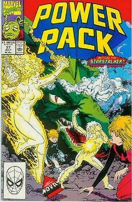 Power Pack # 57 (USA, 1990)