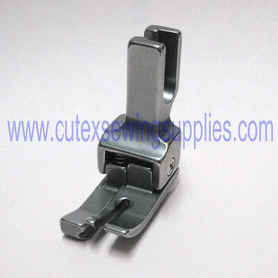 Compensating Presser Foot for Industrial Sewing Machines - Left Side