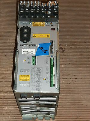 Rexroth Indramat Tvr3.1-W015-03 Power Supply Ac Servo Controller Drive #15