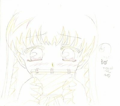 Anime Genga not Cel Fruits Basket  #30