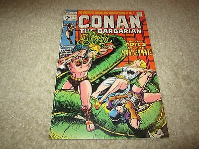 CONAN THE BARBARIAN #7 original  AND HIGHER GRADE SEE THE PICS!!