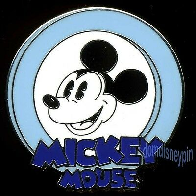 Disney Pin *Oh Mickey!* Mystery Collection - Light Blue (Shy Smile Left)!