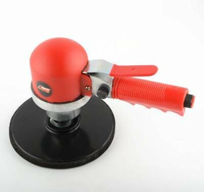 "DA Dual Action Random Orbital Sander 6"" Pneumatic Air Auto Body Repair NEW"
